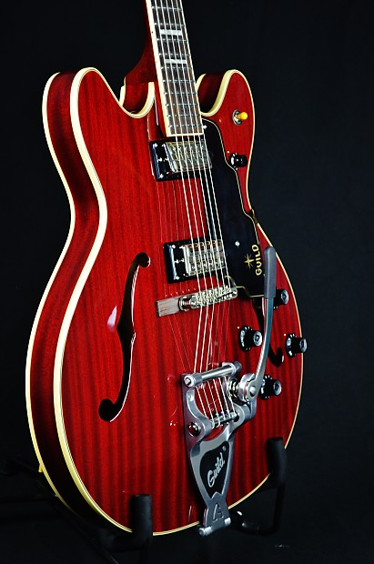 This is the frame of GUILD STAR FIRE V Electric Guitar.