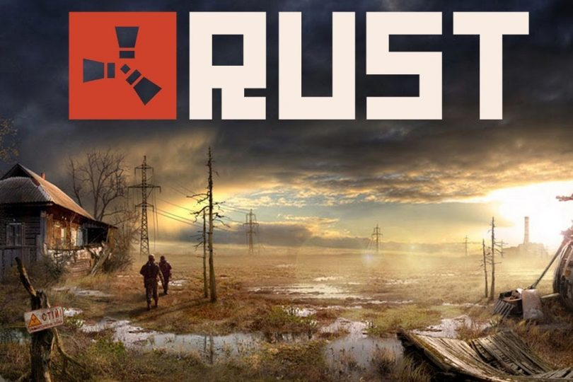 This Image shows that this is rust world