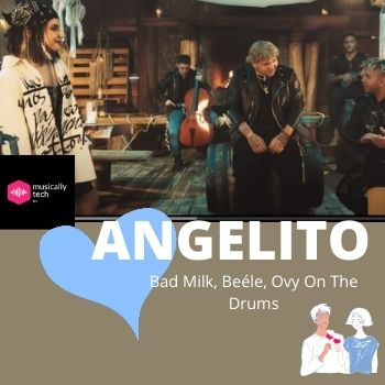 angelito chords bad milk ovy on the drums