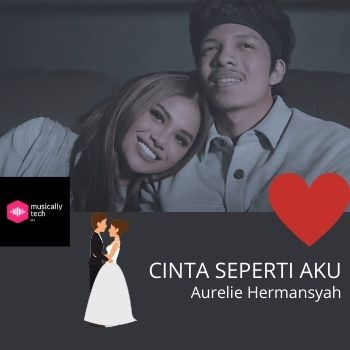 Cinta Seperti Aku Chords by Aurelie Hermansyah(C,F,Am)