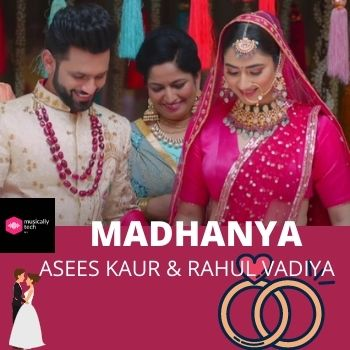 Madhanya Chords by Rahul Vadiya & Asees kaur - Madhanya guitar chords
