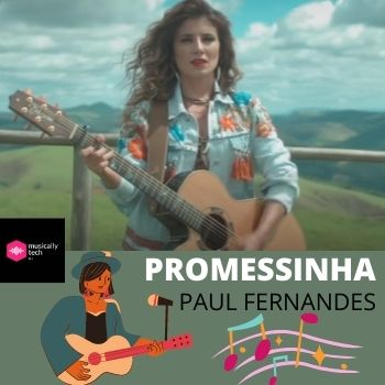Promessinha Chords by Paula Fernandes(C, G, Am, F)
