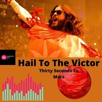 Hail To The Victor Chords by Thirty Seconds To Mars