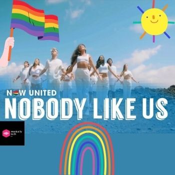 Nobody Like Us Chords by Now United(G, C, & Am)