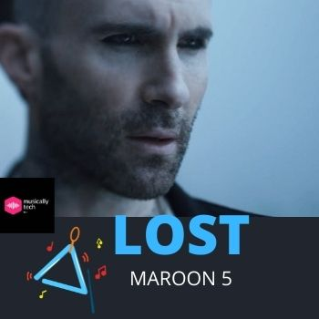 Lost Chords by Maroon 5-(Em, C, D, & G)