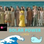 Solar Power chords by lorde