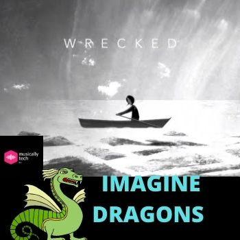Wrecked Chords by Imagine Dragons - Wrecked Guitar Chords