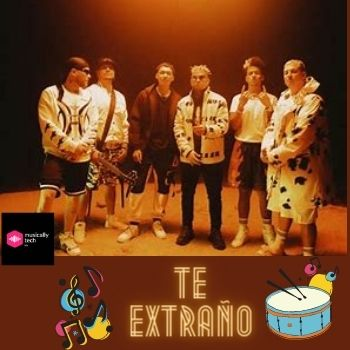 Te Extraño Acordes Ovy on the Drums, Blessd, Piso 21